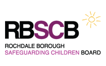 Rochdale Borough Safesguarding Children Board Logo